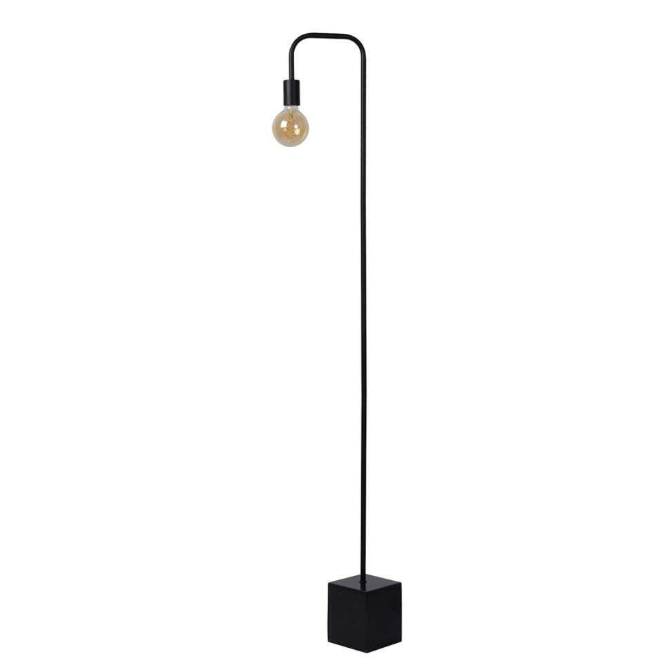 Lucide vloerlamp Lorin - zwart