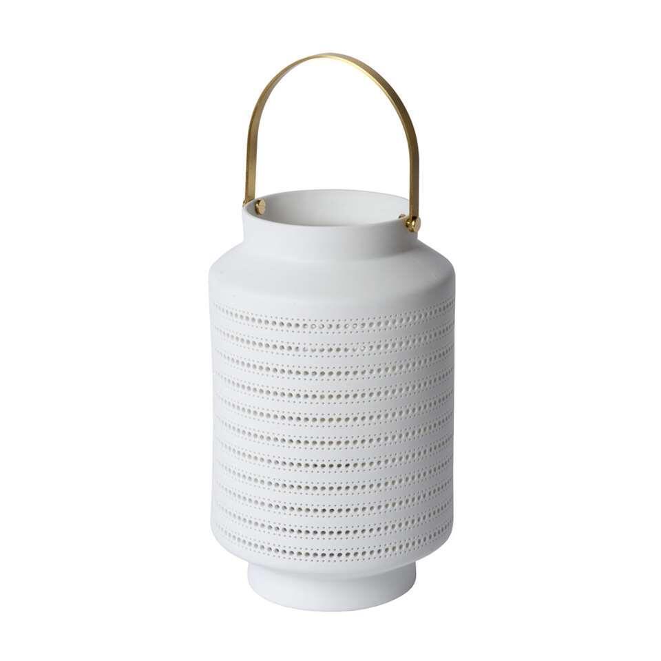 Lucide tafellamp Jamila - wit