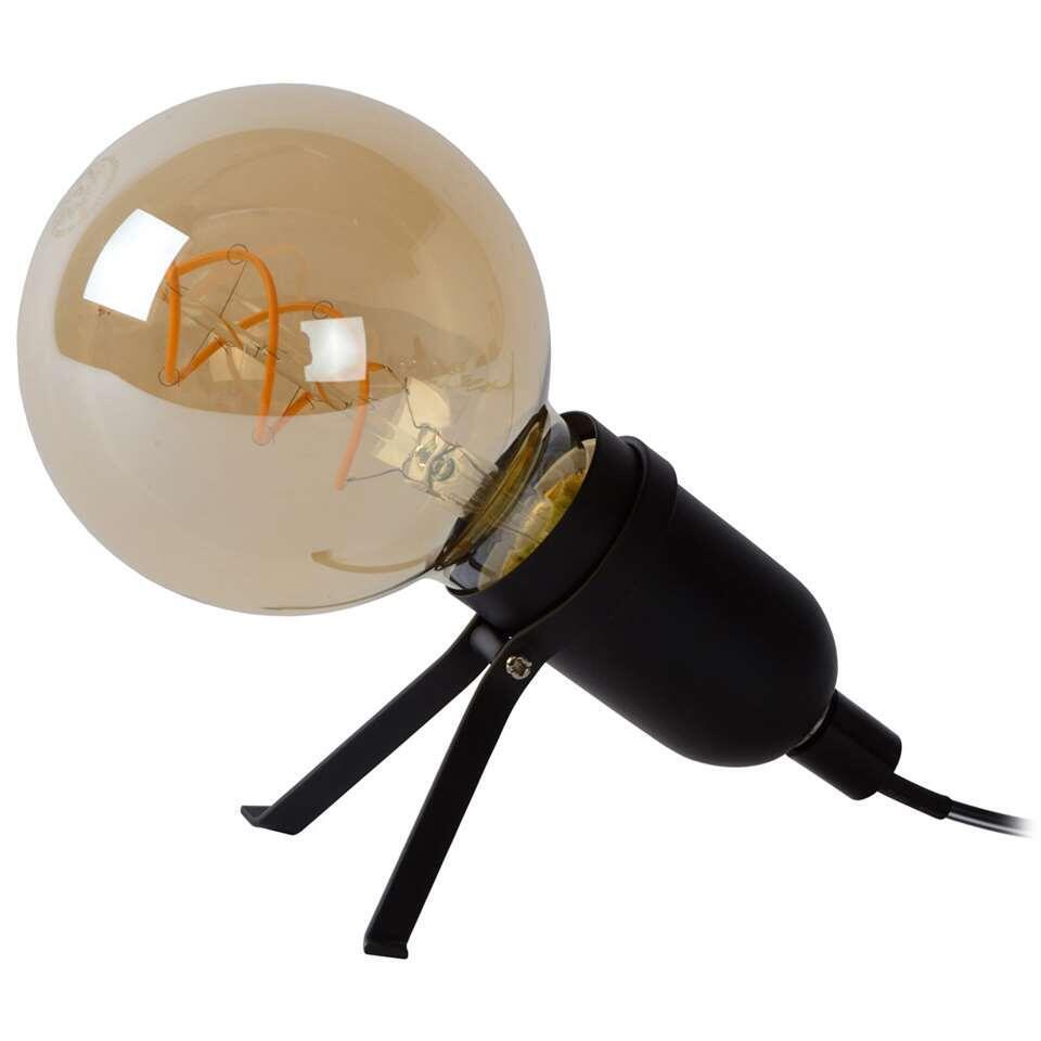 Lucide tafellamp Pukki - zwart