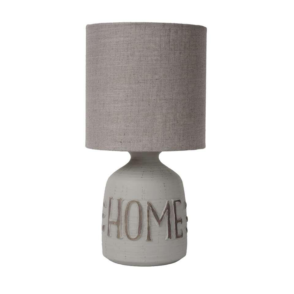 Lucide tafellamp Cosby - grijs