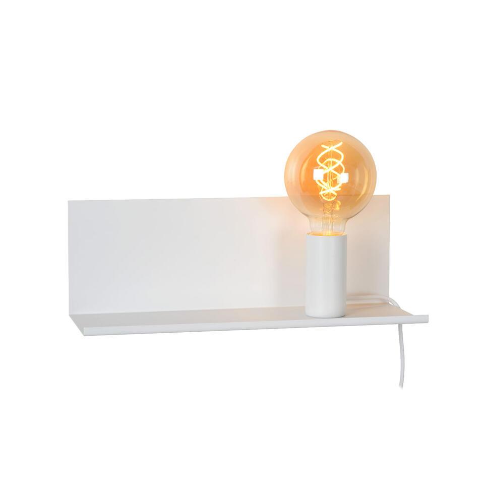 Lucide bedlamp Sebo - wit