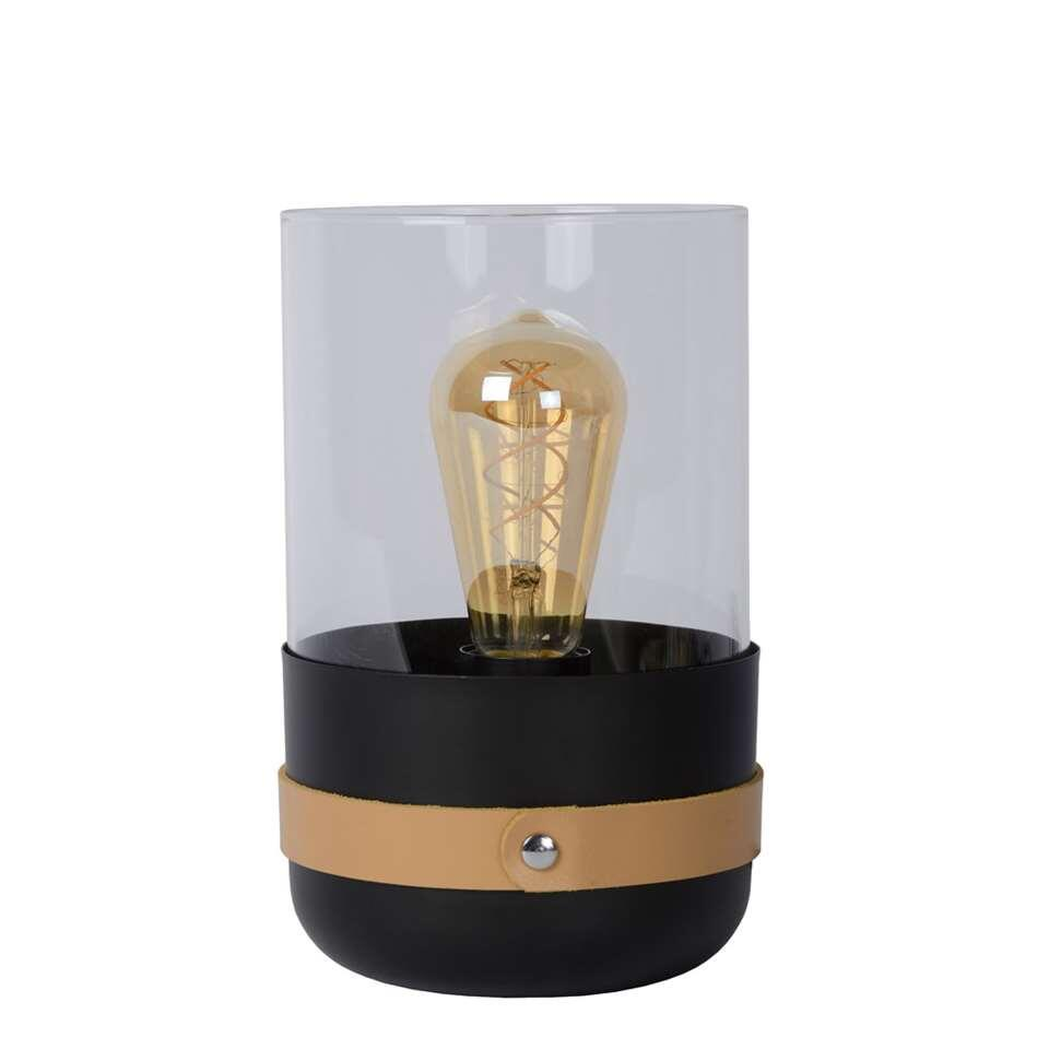 Lucide tafellamp Centur - zwart