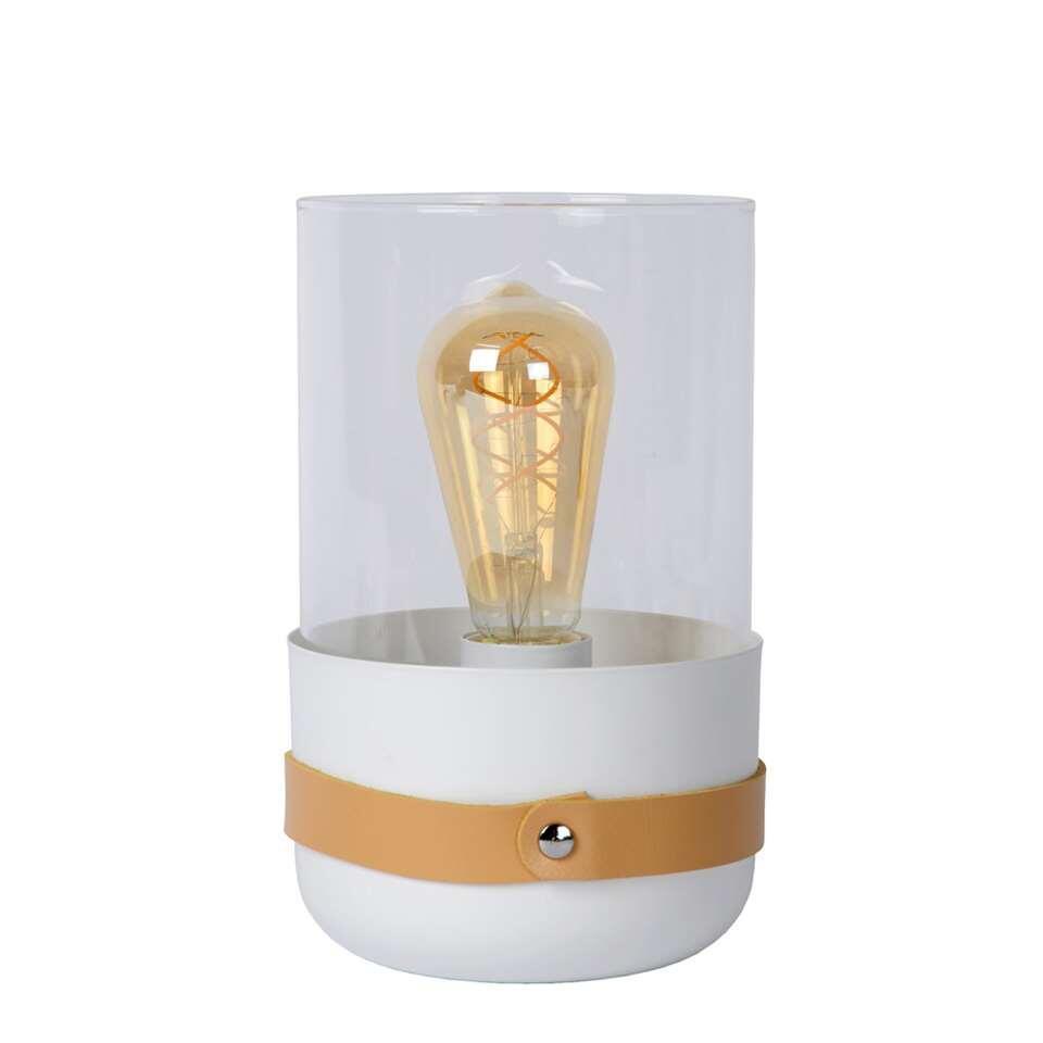 Lucide tafellamp Centur - wit