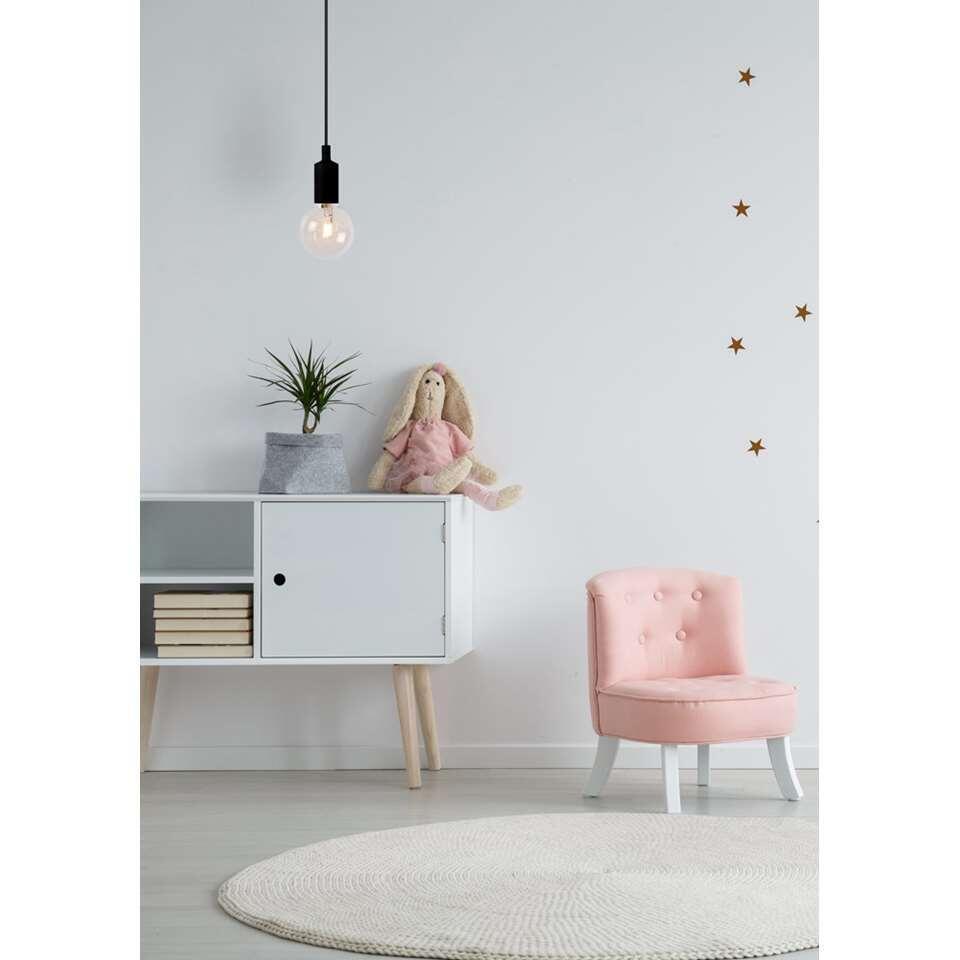 Lucide hanglamp Fix - zwart