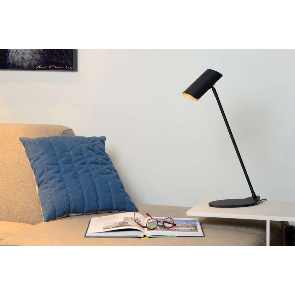 Lucide bureaulamp Hester - antraciet