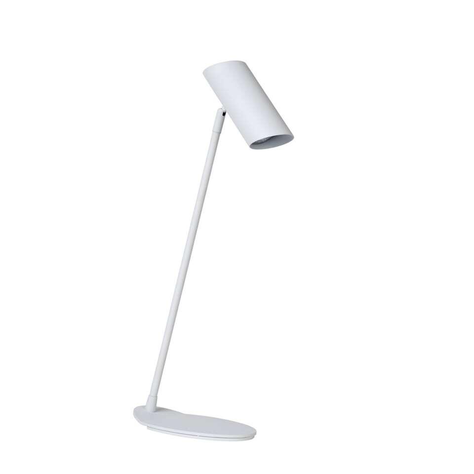 Lucide bureaulamp Hester - wit
