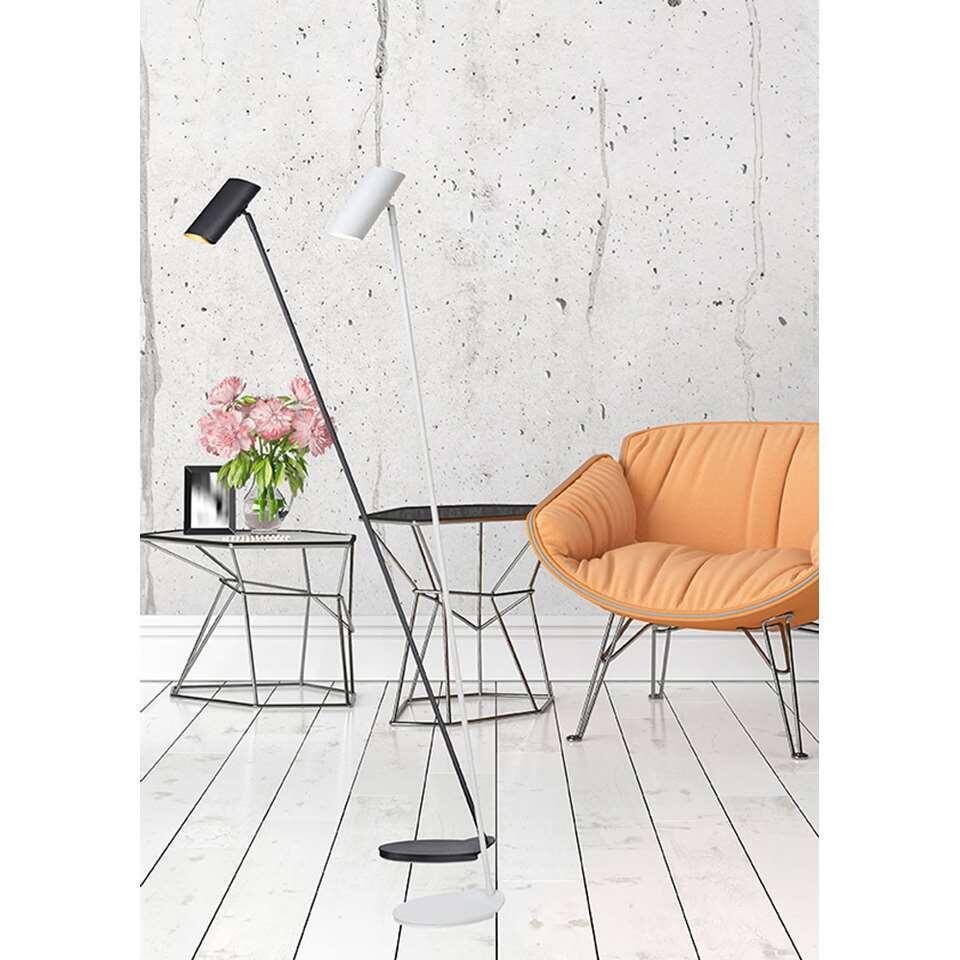 Lucide vloerlamp Hester - antraciet