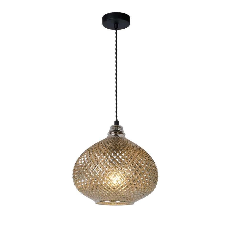 Lucide hanglamp Gerben 29,5 cm - antiek zilver