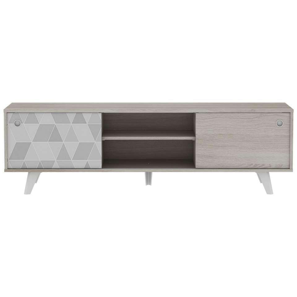 Demeyere tv-meubel Slide - bruin