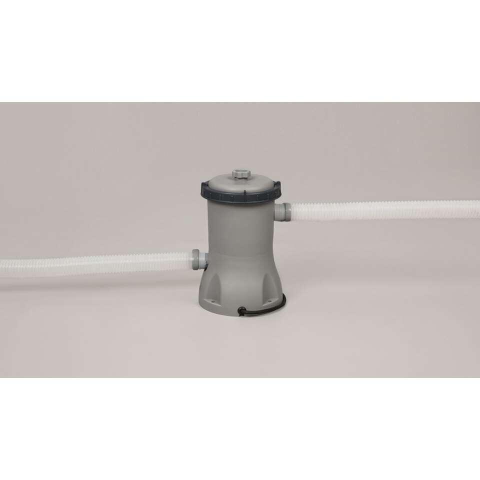 Bestway zwembad Mistral - set rechthoek 412 - Leen Bakker