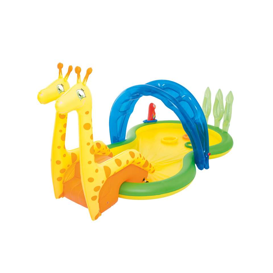 Bestway playcenter dierentuin - Leen Bakker