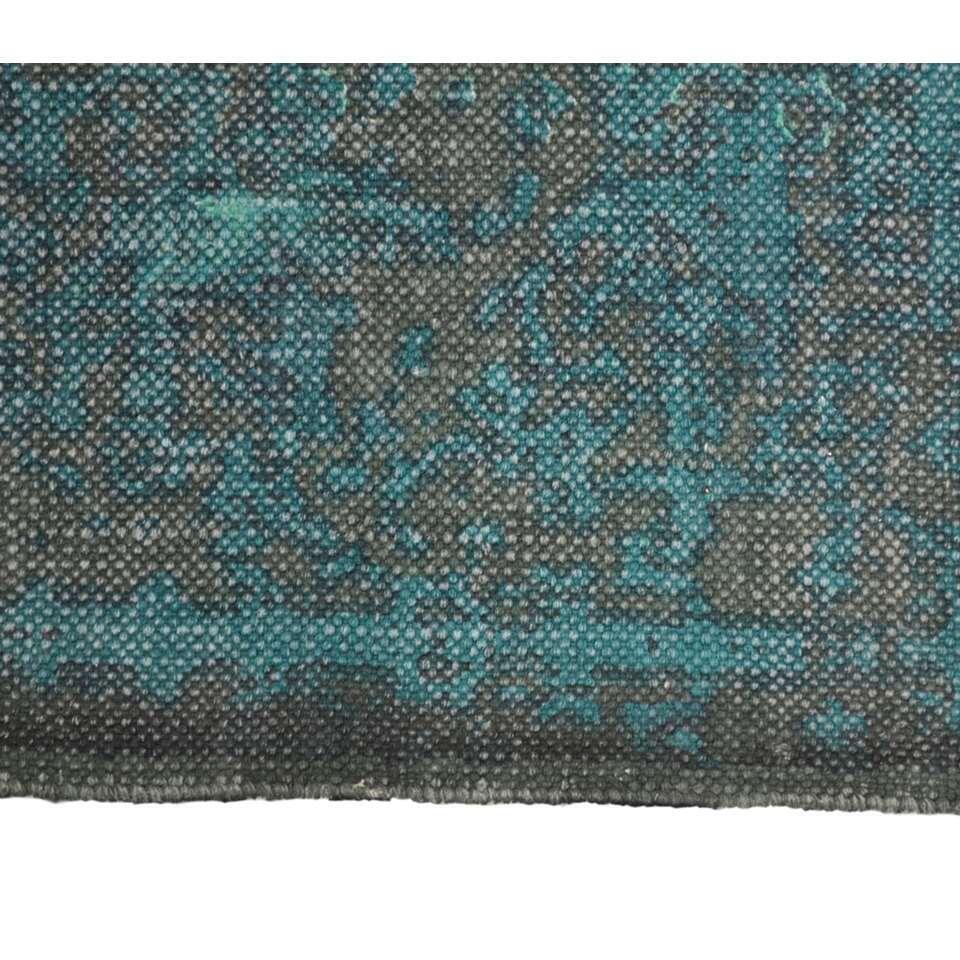 HSM Collection vloerkleed Strozzi - naturel/groen - 180x120 cm - Leen Bakker