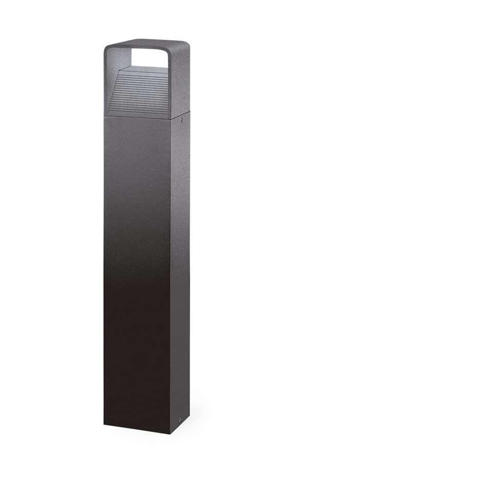 EGLO buiten-LED-vloerlamp Doninni 80 cm - antraciet
