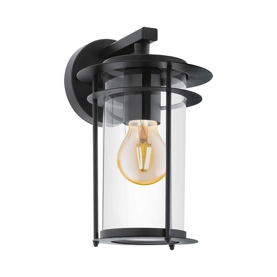 EGLO buiten-wandlamp Valdeo - zwart