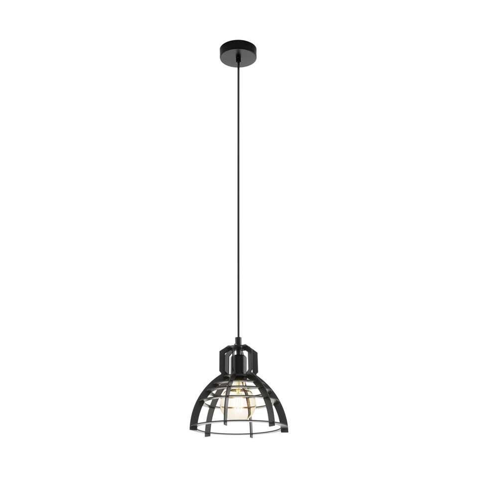 EGLO hanglamp Ipswich 25 cm - zwart