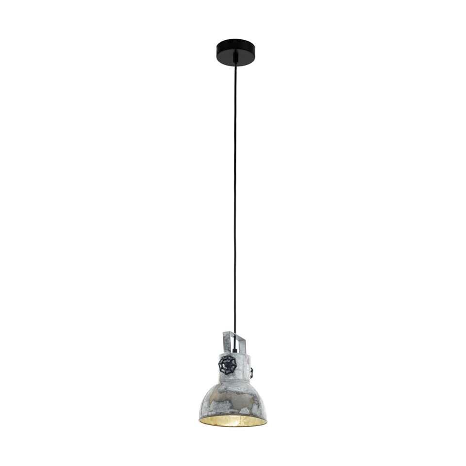 EGLO hanglamp Barnstaple - grijs/zwart