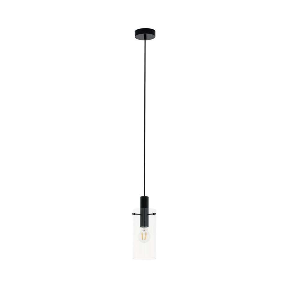 EGLO hanglamp Montefino - zwart