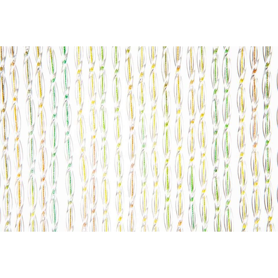 2LIF deurgordijn Madrid - multikleur - 93x230 cm - Leen Bakker