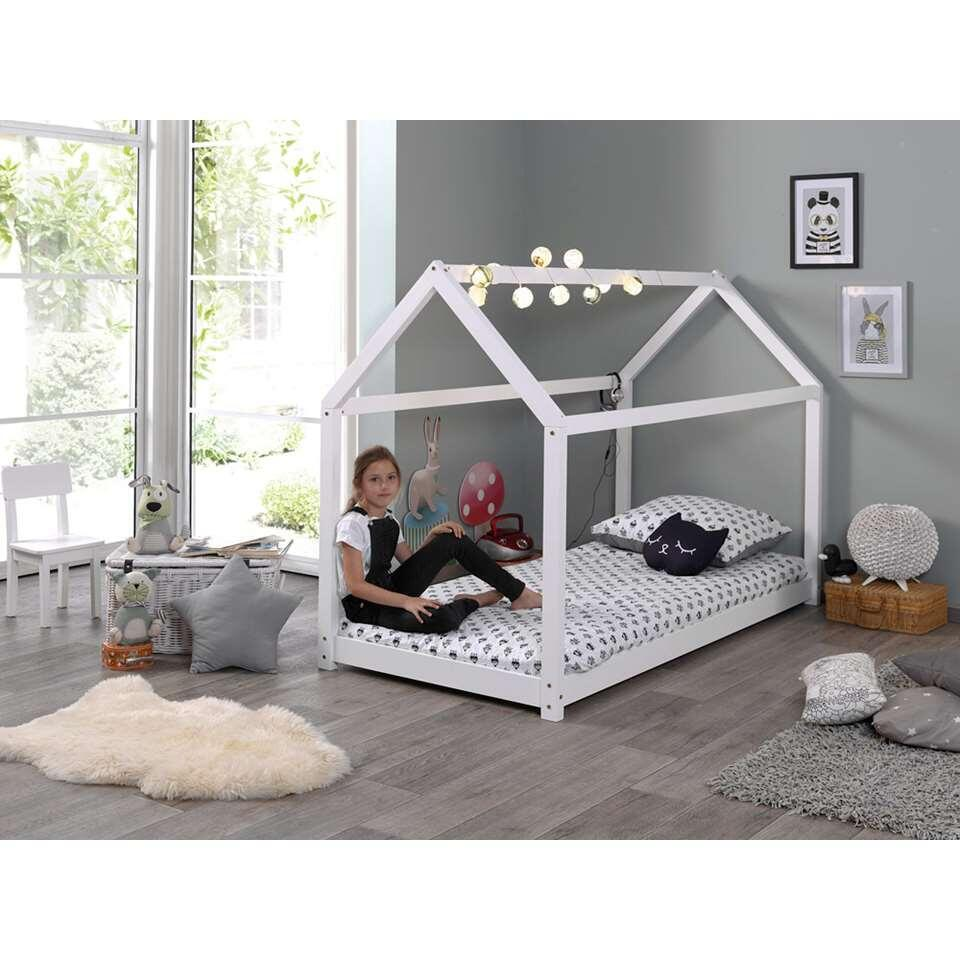 Vipack bed Cabane - wit - 90x200 cm