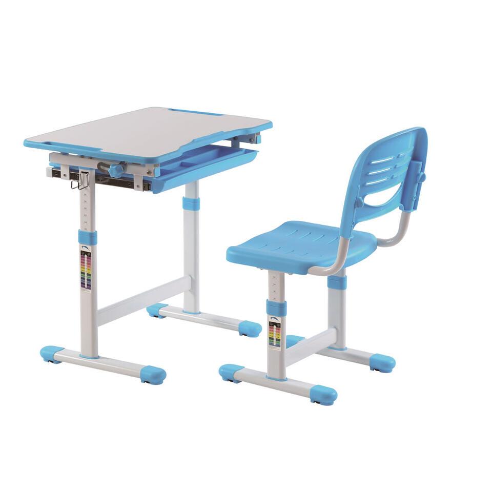 Vipack bureau Comfortline - blauw - 37x55x47 cm