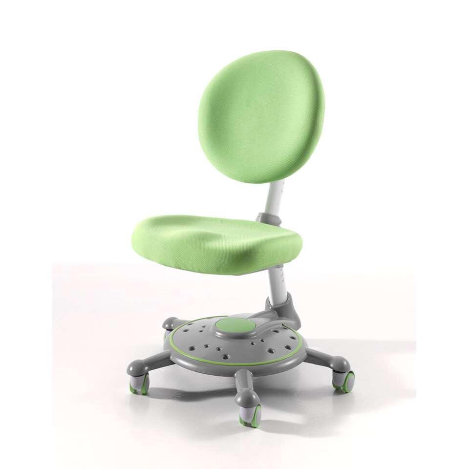 Vipack bureaustoel Comfortline - groen - 70x54,5x51 cm - Leen Bakker