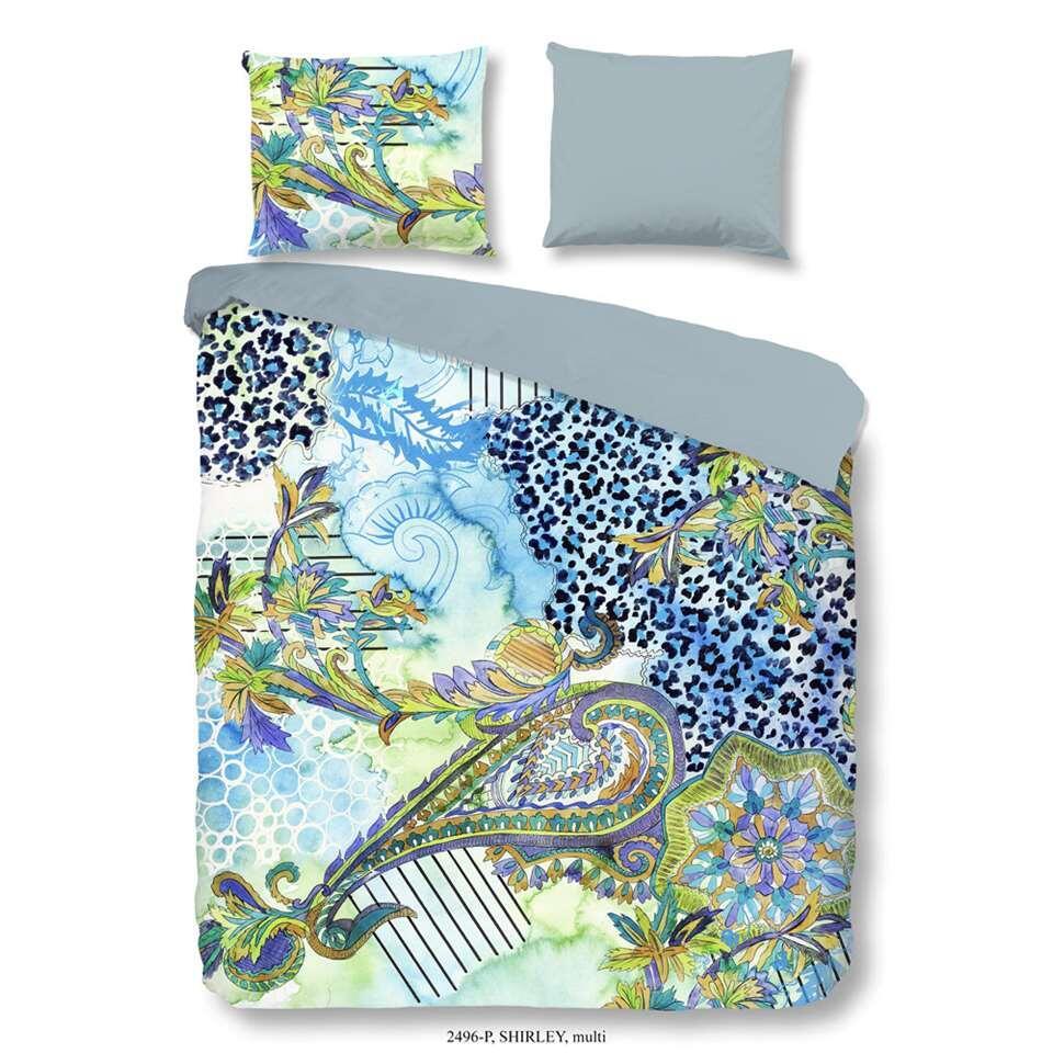 Good Morning dekbedovertrek Shirley - multikleur - 240x200/220 cm
