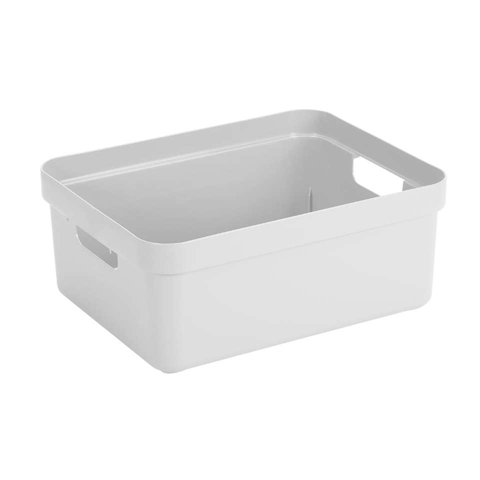 Sigma home box 24 liter - wit - 18,3x35,4x45,3 cm