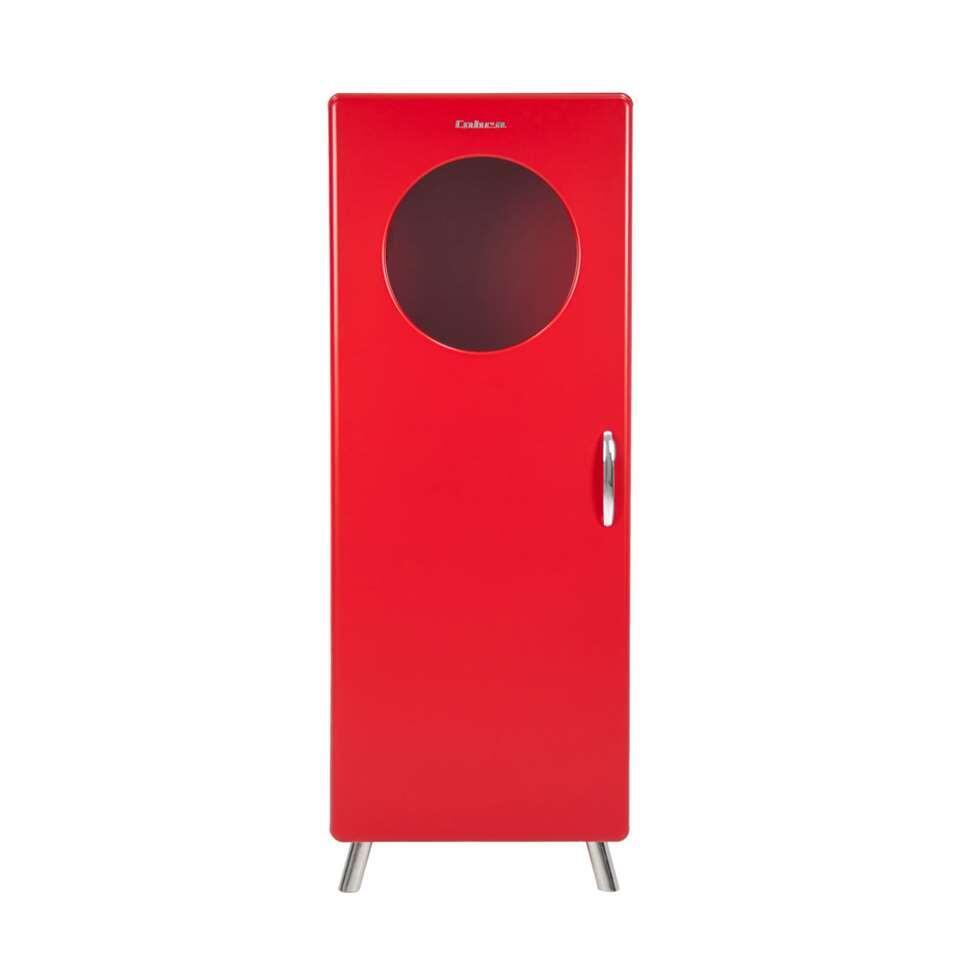Tenzo wandkast Cobra - rood - 149x56x43 cm
