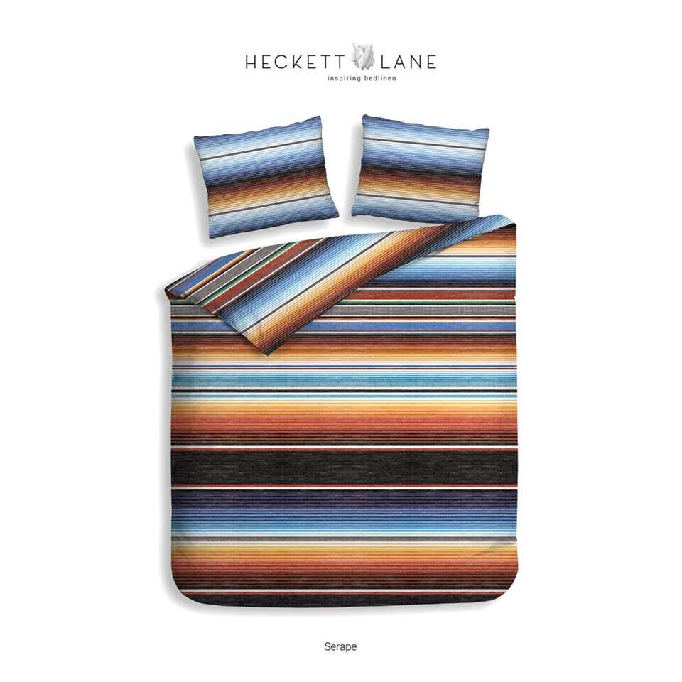 Heckett & Lane dekbedovertrek Serape - multikleur - 140x220 cm