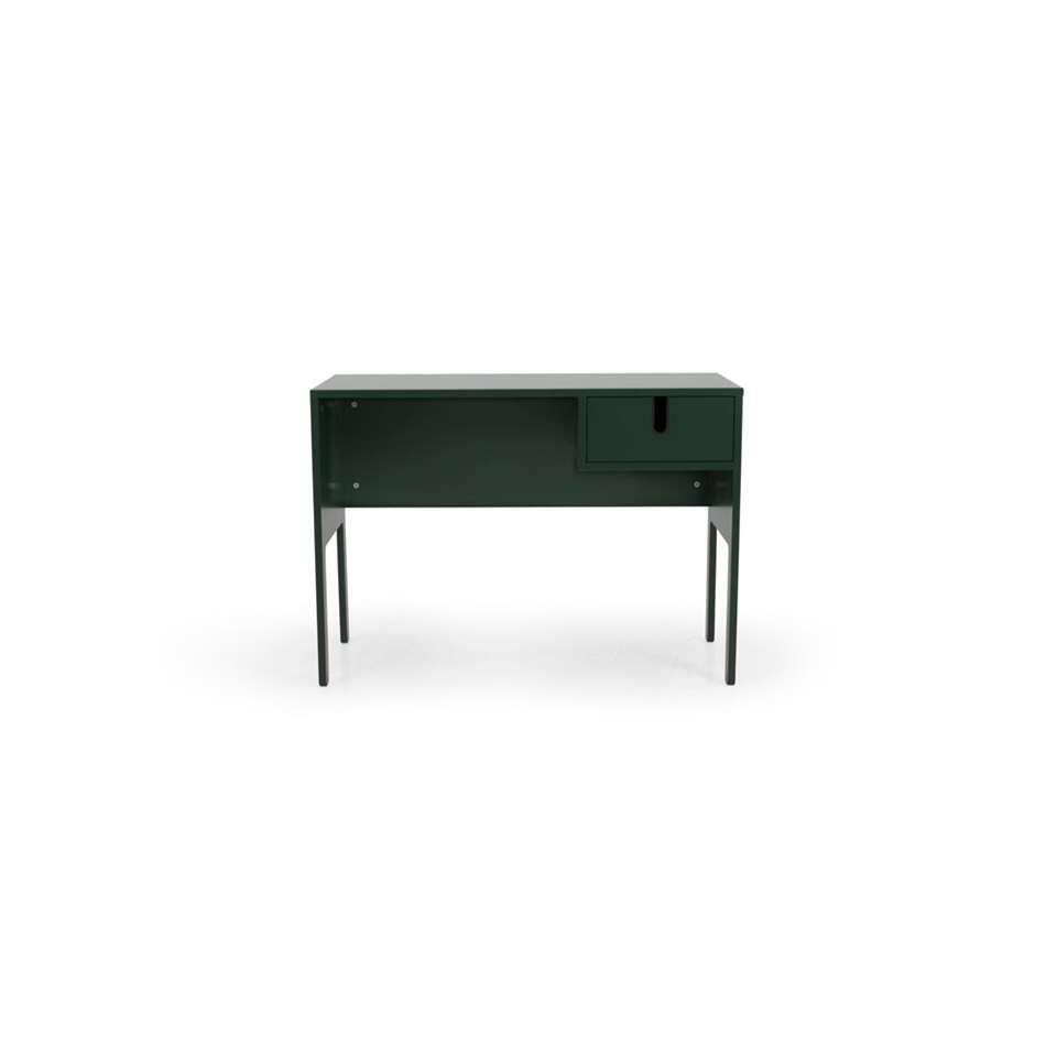 Tenzo bureau Uno - groen - 75x105x50 cm
