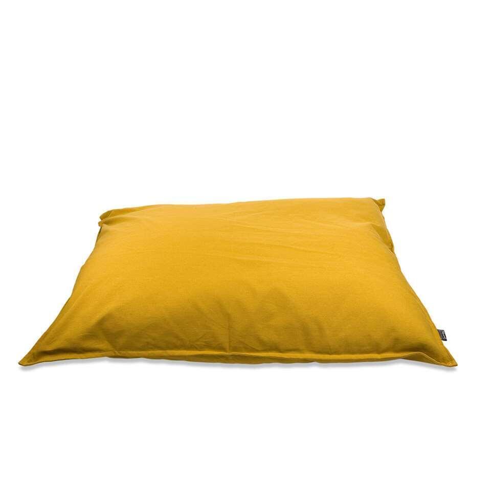 Kussen Tivoli XL - geel - 100x70 cm