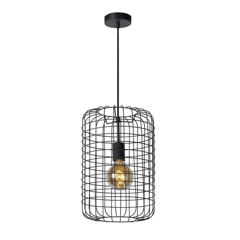 Lucide hanglamp Esmee - zwart - 26x172 cm