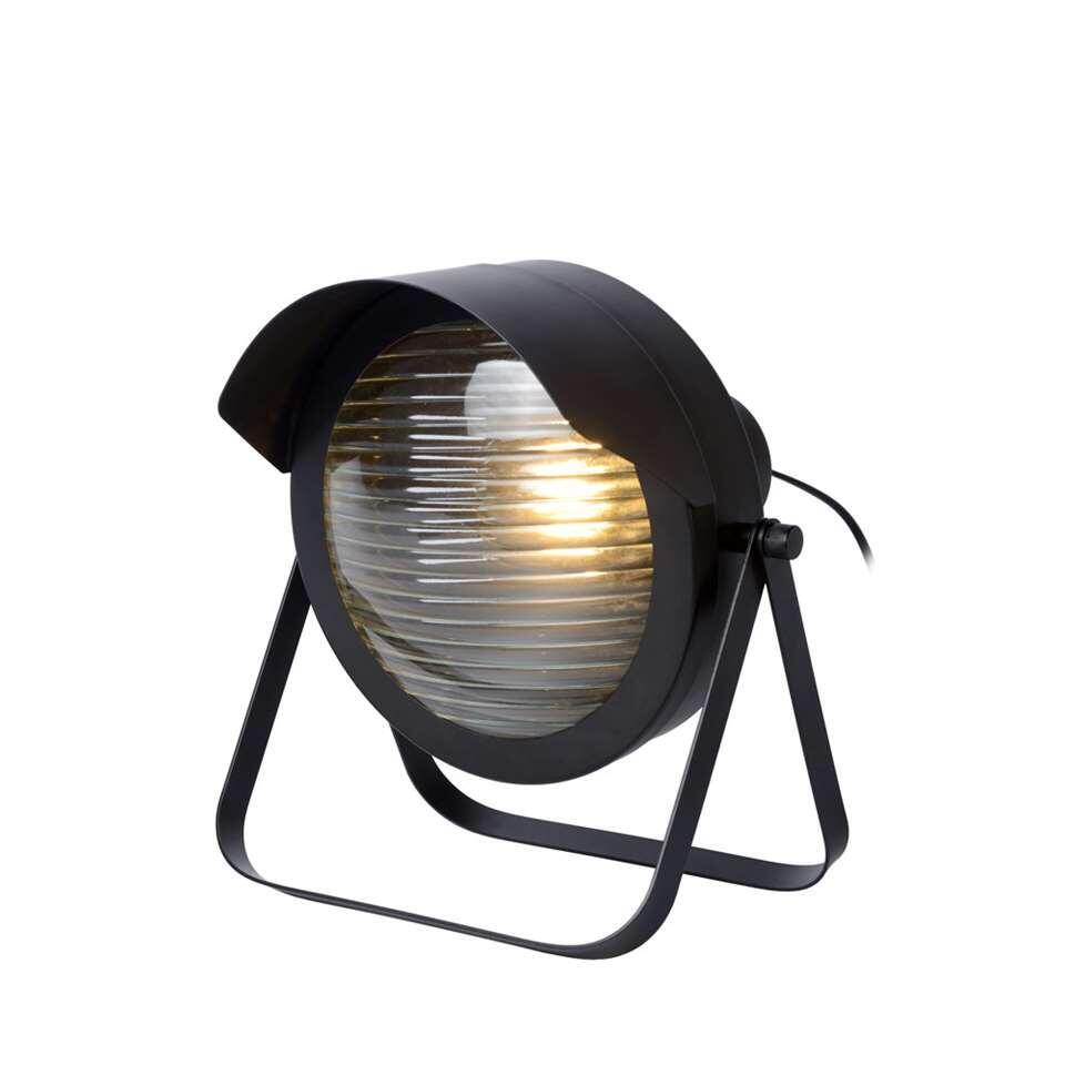 Lucide tafellamp Cicleta - zwart - 29,5x25x30,5 cm
