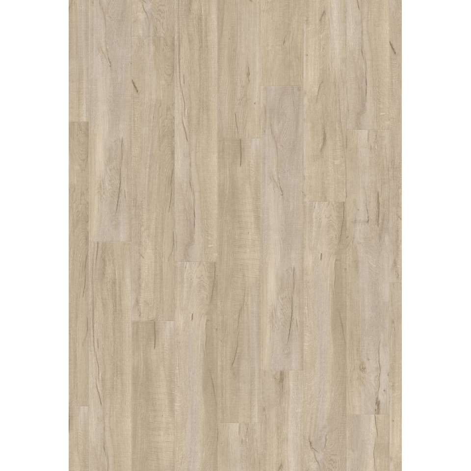 PVC vloer Creation 30 Clic (2,47 m²) - Swiss Oak Beige - Leen Bakker