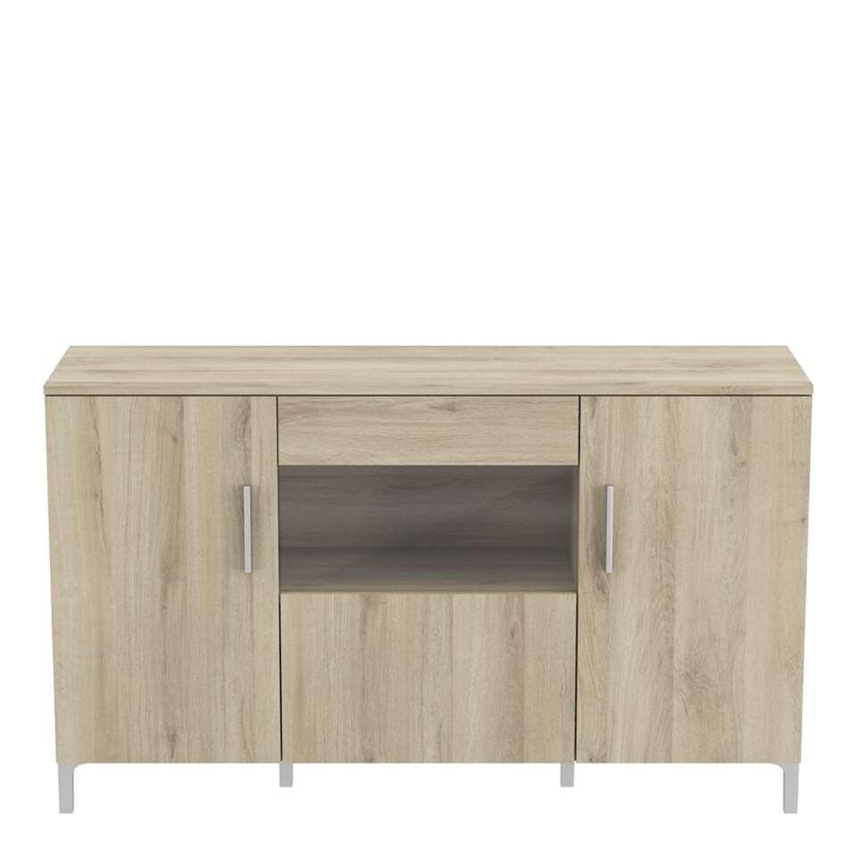 Demeyere dressoir Elance - eiken - 75,8x127,9x38,2 cm