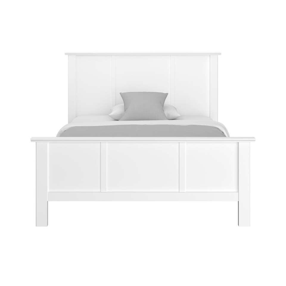 Parisot bed Margaux - wit - 160x200 cm