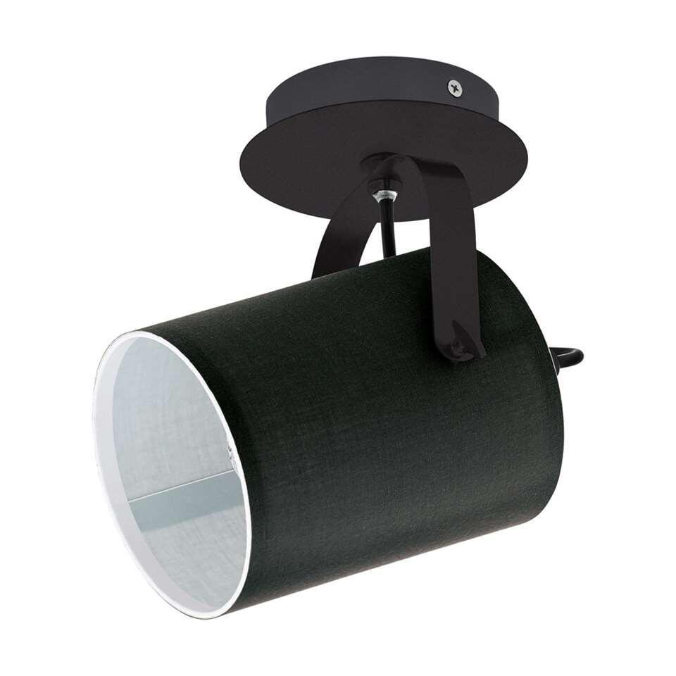 EGLO wandlamp Villabate - zwart