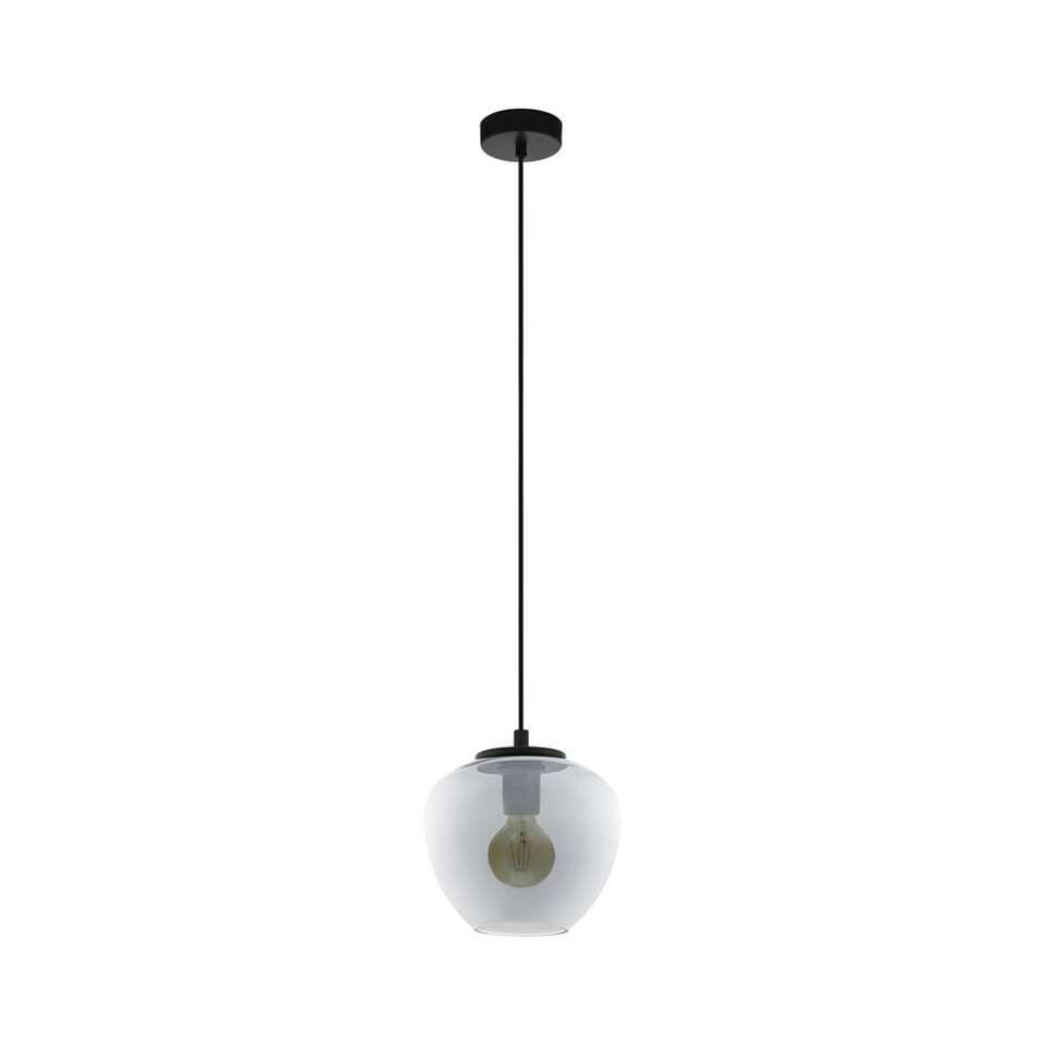 EGLO hanglamp Priorat 23,5 cm - zwart