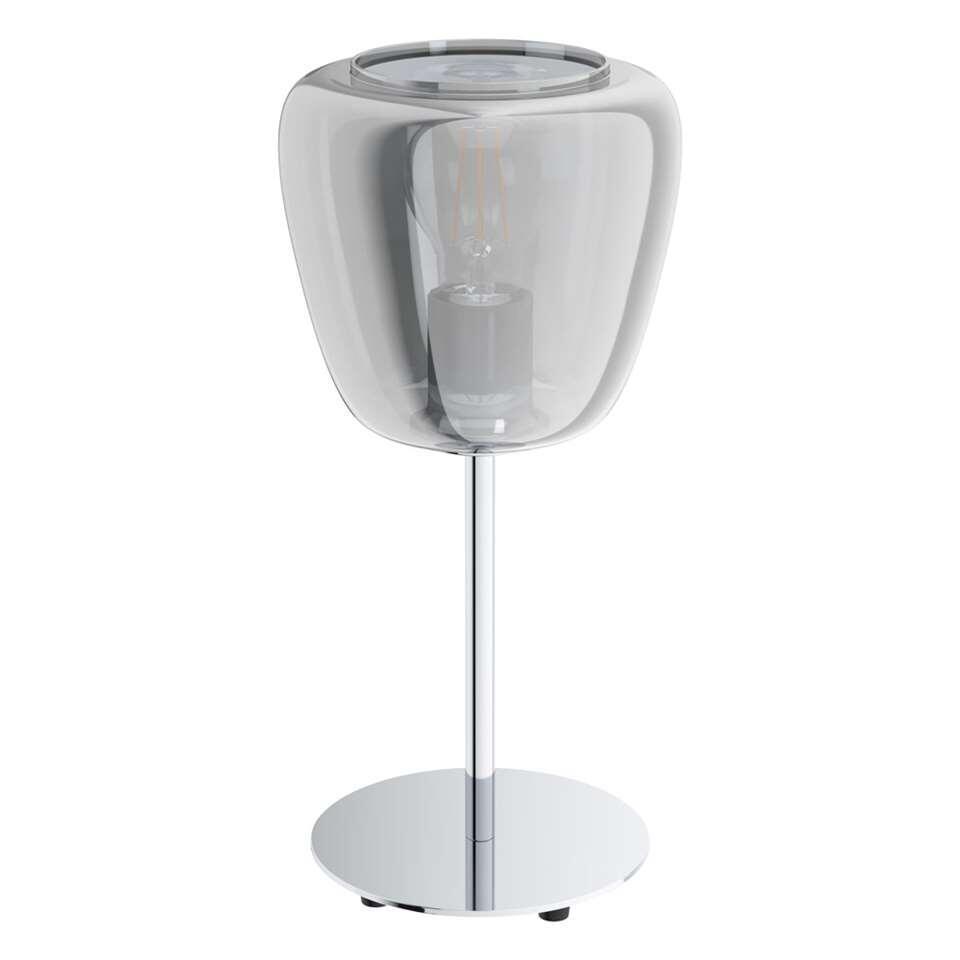 EGLO tafellamp Albarino - chroom