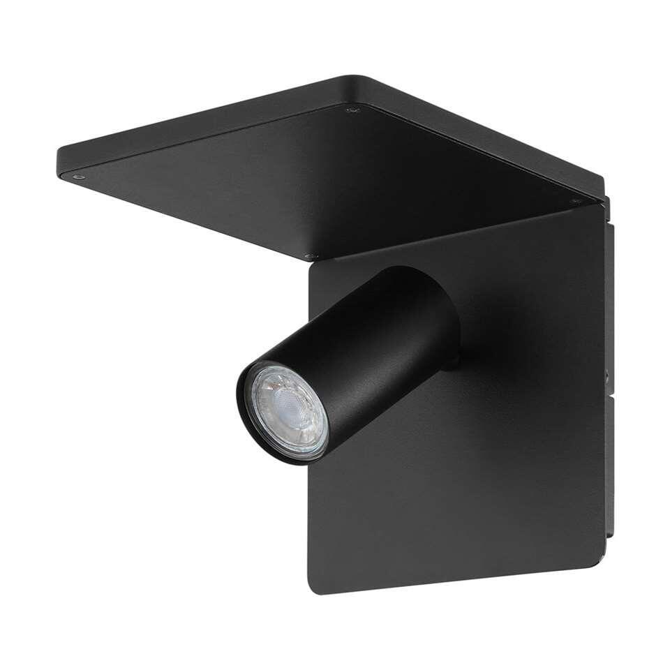 EGLO wandlamp Ciglie GU10 - zwart