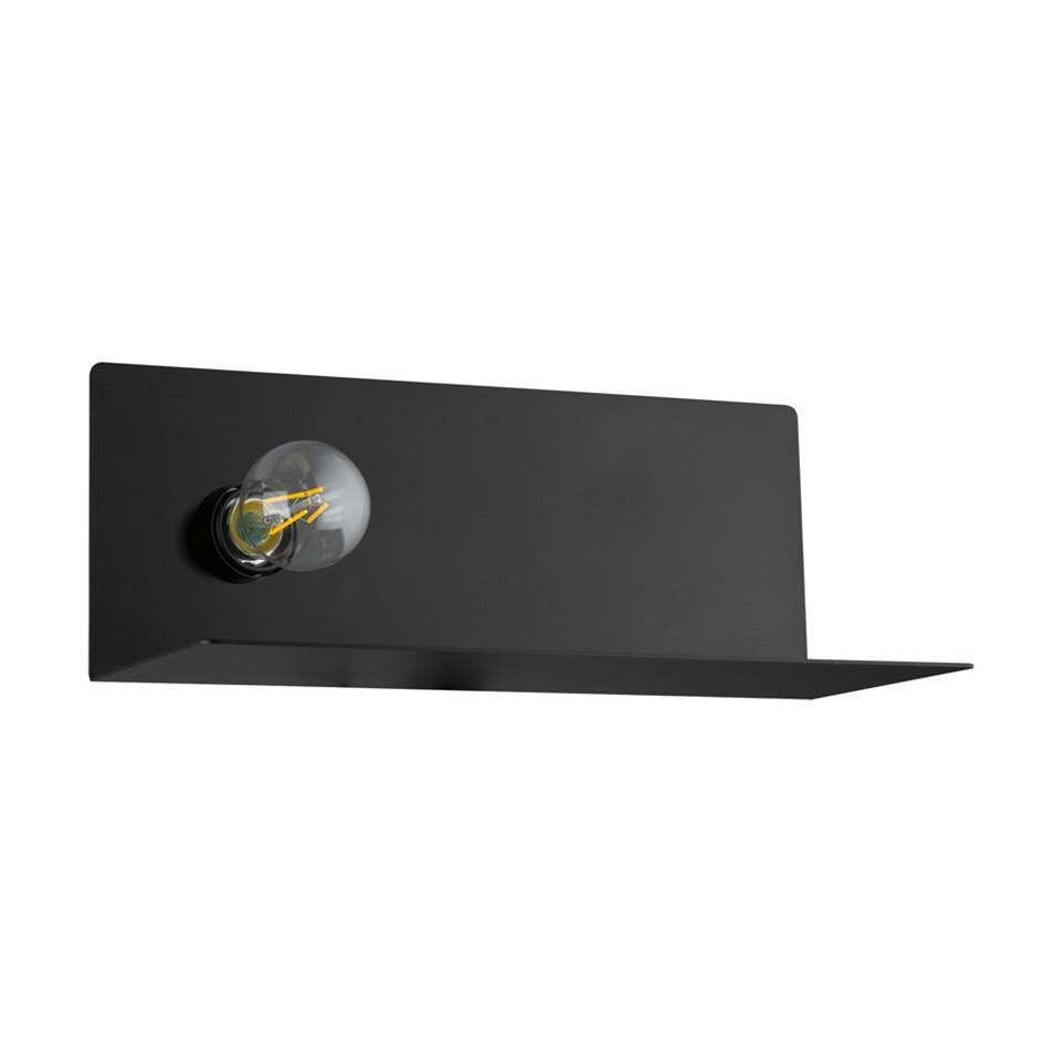 EGLO wandlamp Ciglie E27 - zwart