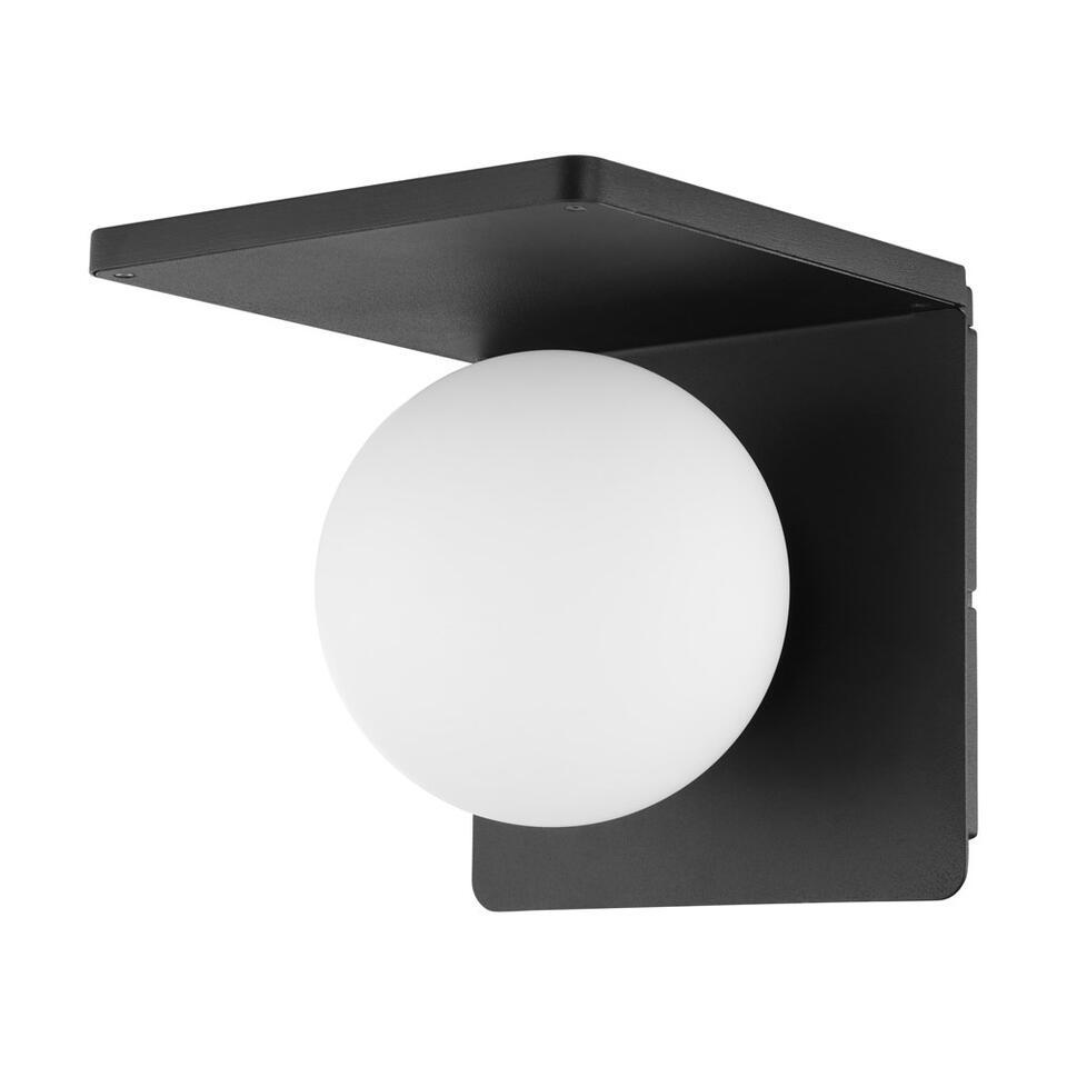 EGLO wandlamp Ciglie E14 - zwart/wit