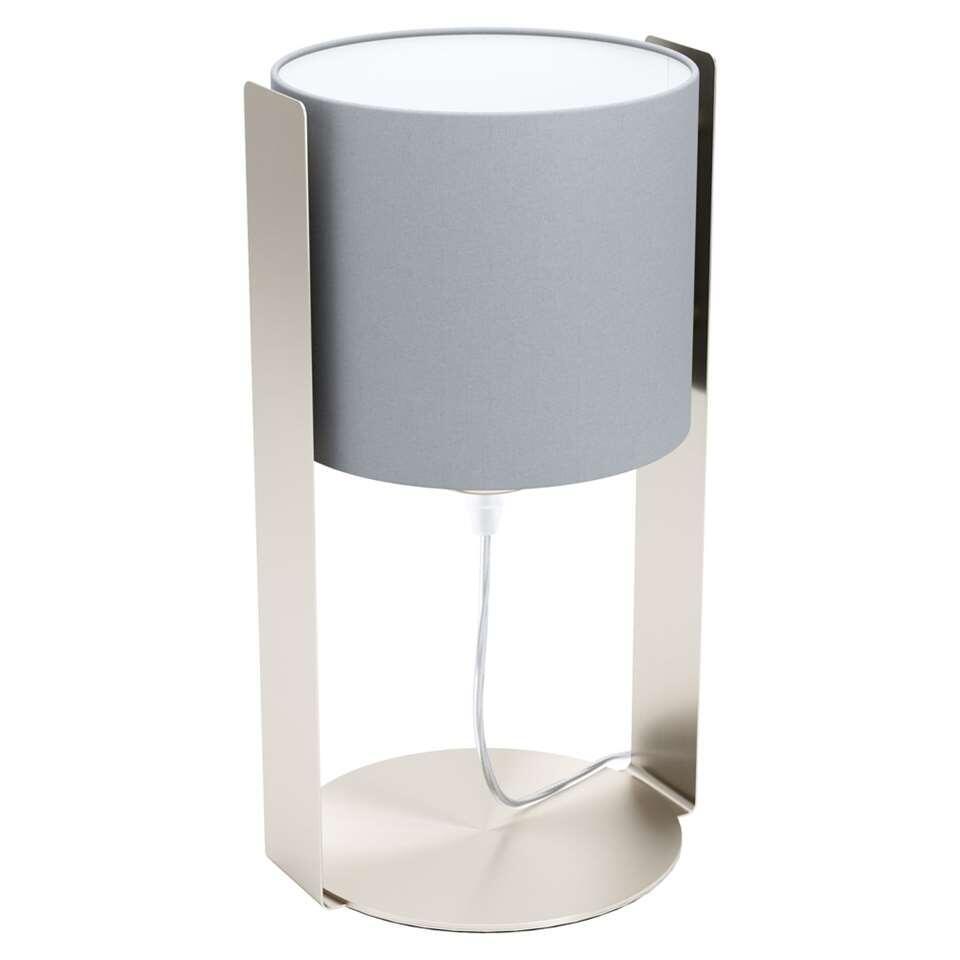 EGLO tafellamp Siponto - grijs