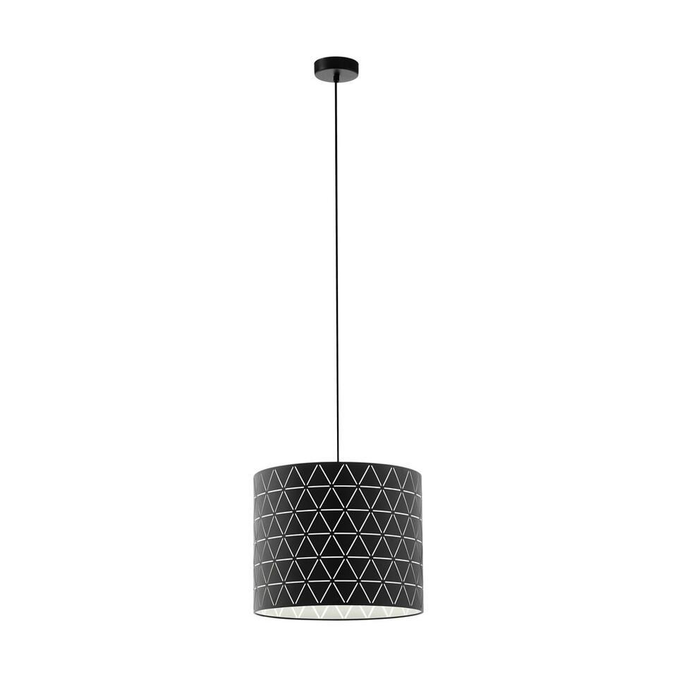 EGLO hanglamp Ramon 37 cm - zwart