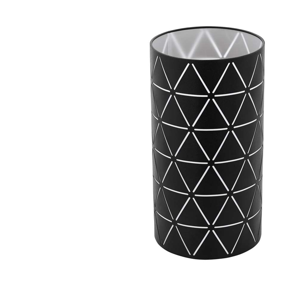 EGLO tafellamp Ramon - zwart