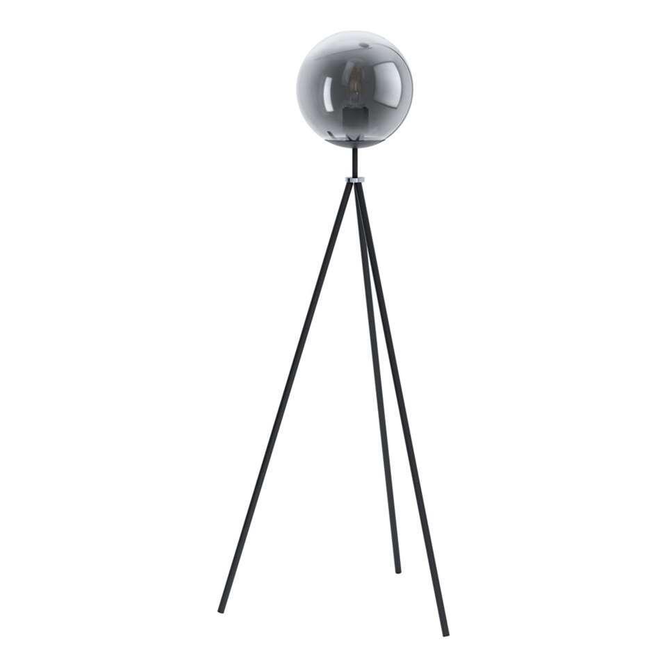 EGLO vloerlamp Isorella - zwart
