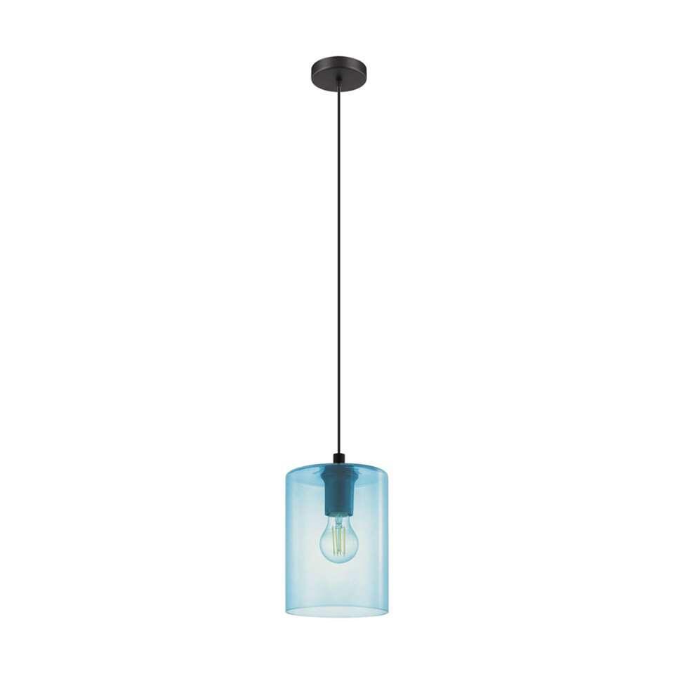 EGLO hang lamp Cadaques - blauw