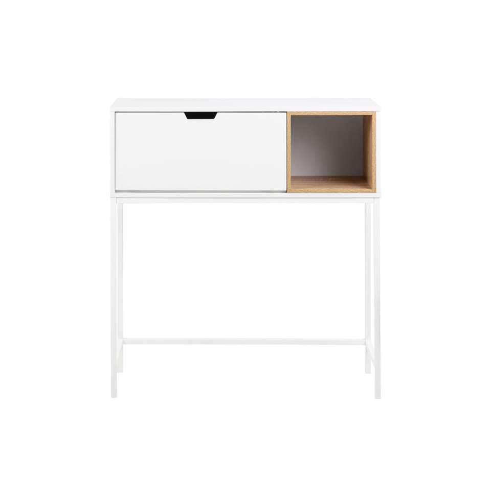 Bureau Vivario - wit - 100x91,5x30 cm