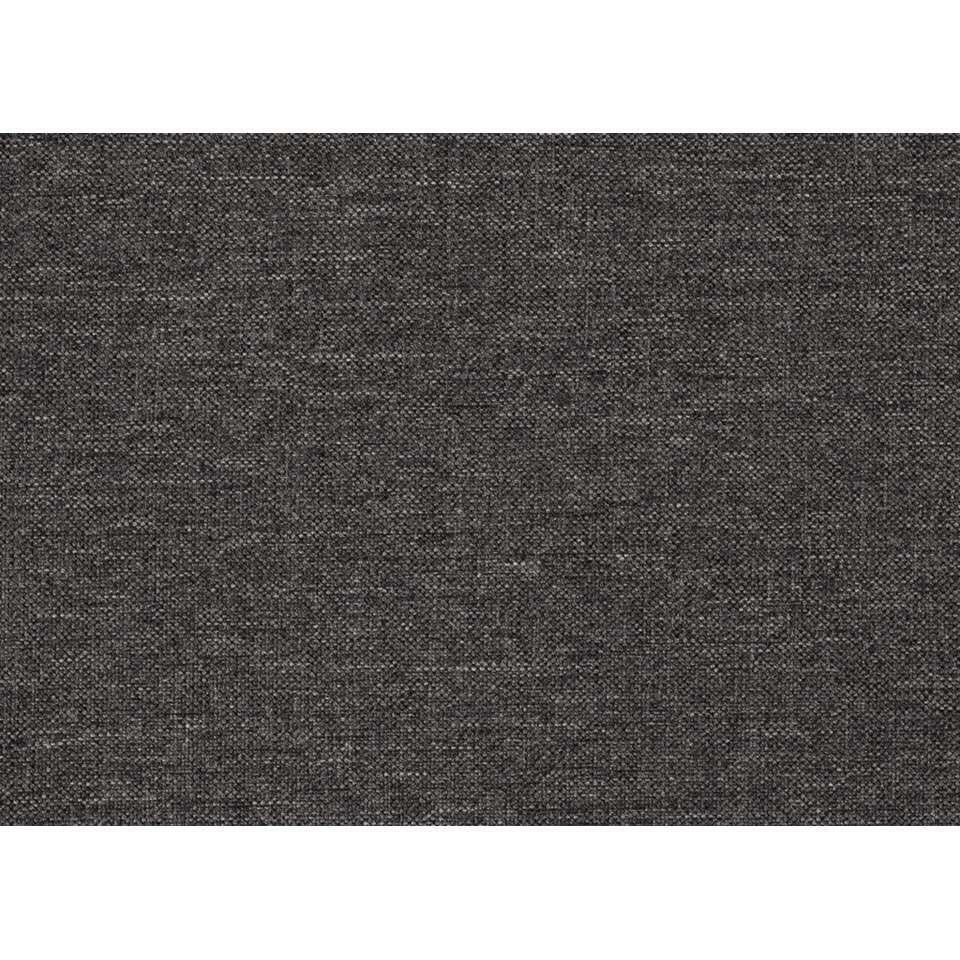 Eetkamerstoel Loures stof grijs (4 stuks) | Leen Bakker