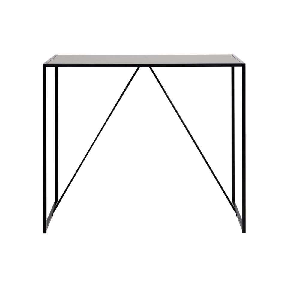 Mange-debout Jaxx - noir - 105x120x60 cm